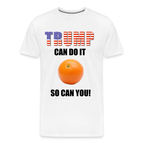 Trump Trans-2 - Men's Premium T-Shirt