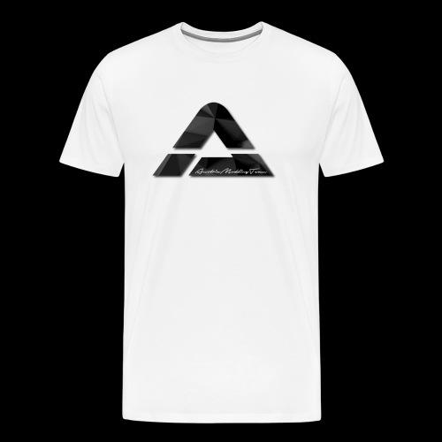 AMT Logo T Shirt png - Männer Premium T-Shirt