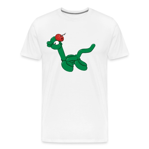 Balloon Nessie - Men's Premium T-Shirt
