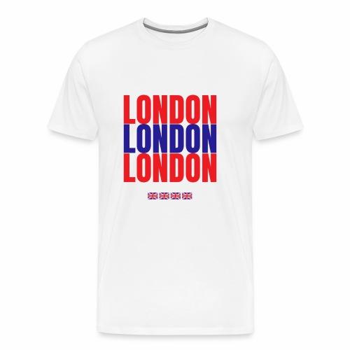 Shop London Hoodie, Sweatshirt Souvenir T-shirts - Men's Premium T-Shirt