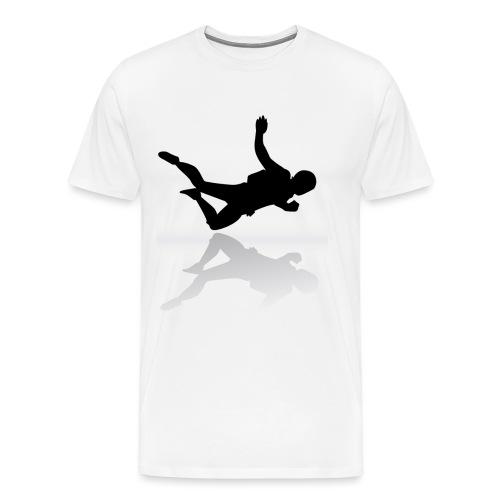 Paracaidista - Camiseta premium hombre