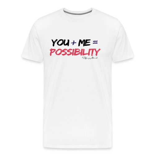 You and Me Could Be - Men's Premium T-Shirt