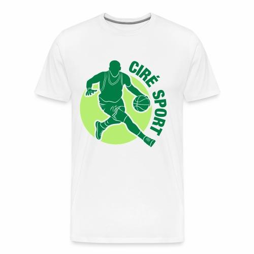 BOUTIQUE CIRE SPORT - T-shirt Premium Homme