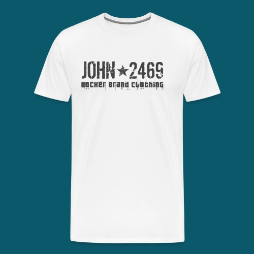JOHN2469 prova per spread - Maglietta Premium da uomo