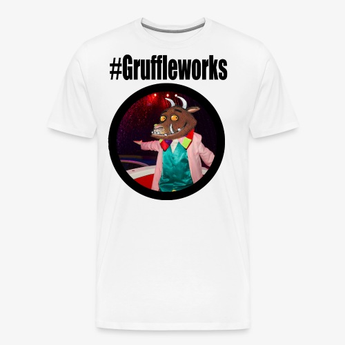 #Gruffleworks - Men's Premium T-Shirt