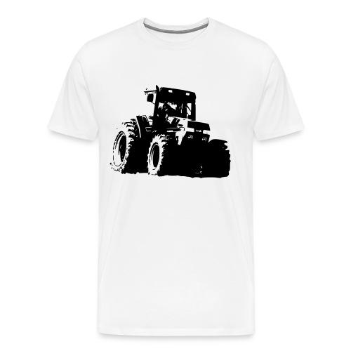 7100 - Herre premium T-shirt