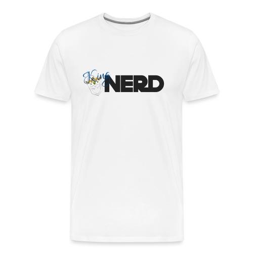King-Nerd - Men's Premium T-Shirt