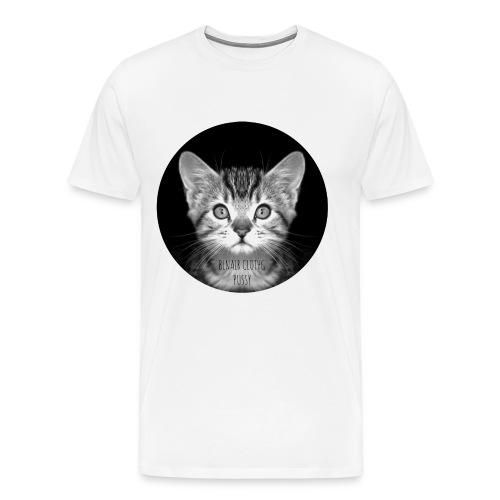 The Ball Pussycat - Männer Premium T-Shirt