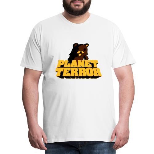 planet terror - Männer Premium T-Shirt