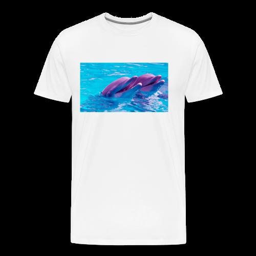 DOLFIN - Herre premium T-shirt