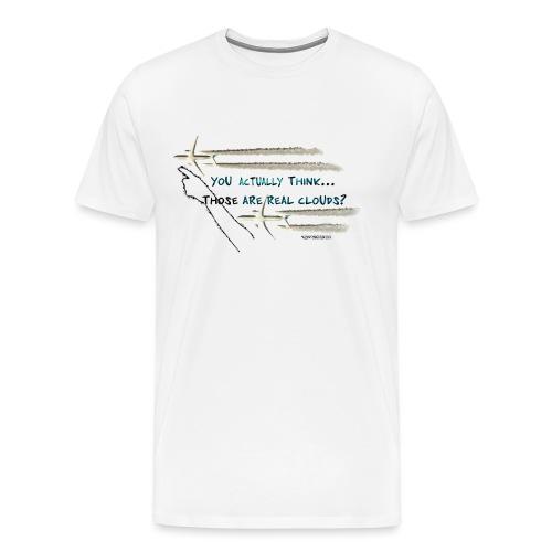 Skywatcher 02 - Mannen Premium T-shirt