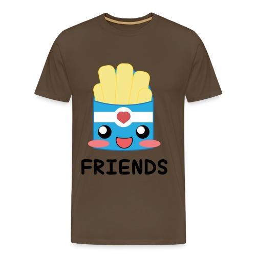 potatoes - Maglietta Premium da uomo