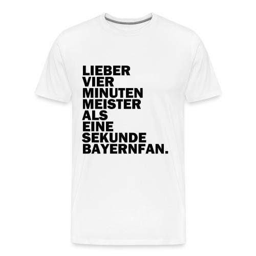 4minuten png - Männer Premium T-Shirt