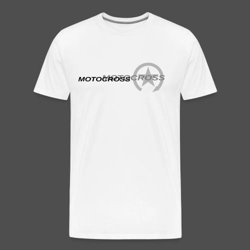 MOTOCROSS - Koszulka męska Premium