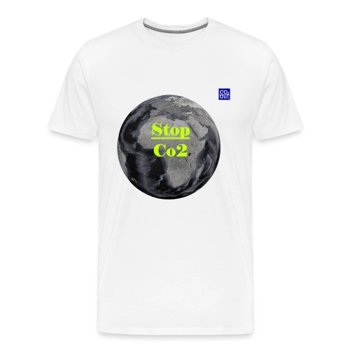 Co2-OuT! Save the Planet and your self! - Männer Premium T-Shirt
