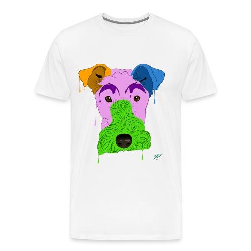 Fox Terrier - Maglietta Premium da uomo
