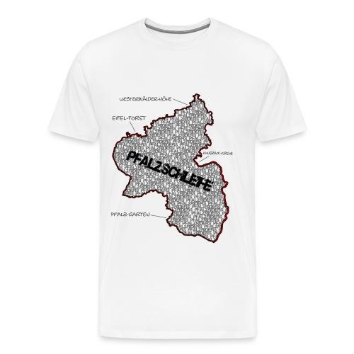 Pfalzschleife - Männer Premium T-Shirt