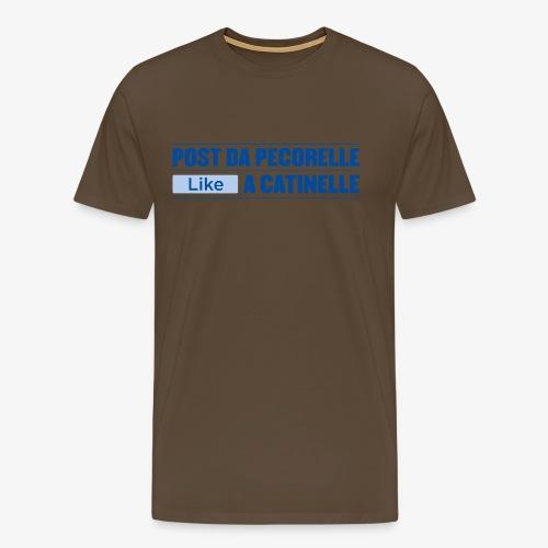 pecore1 png - Maglietta Premium da uomo