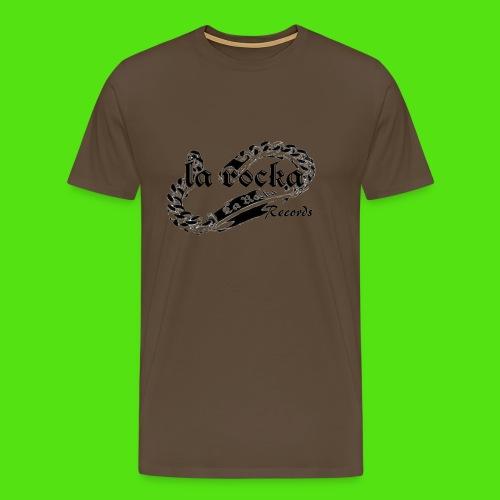 La Rocka - white'n'black2 - Men's Premium T-Shirt