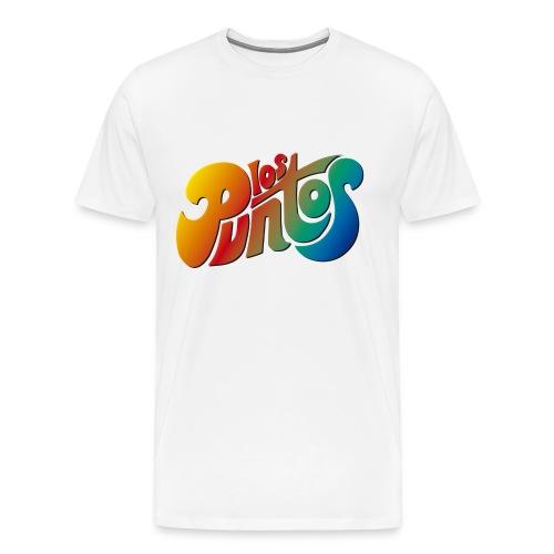 PUNTOS Todocolor - Camiseta premium hombre