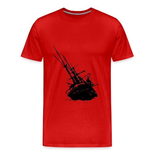 endurance22 copy png - Men's Premium T-Shirt