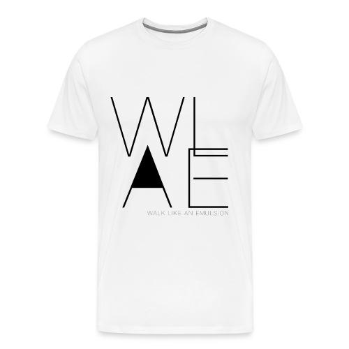 WLAE Logo png - Men's Premium T-Shirt