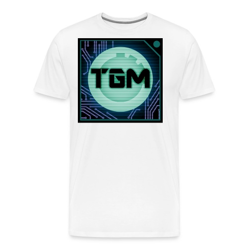 TGM OLD Logo - Men's Premium T-Shirt