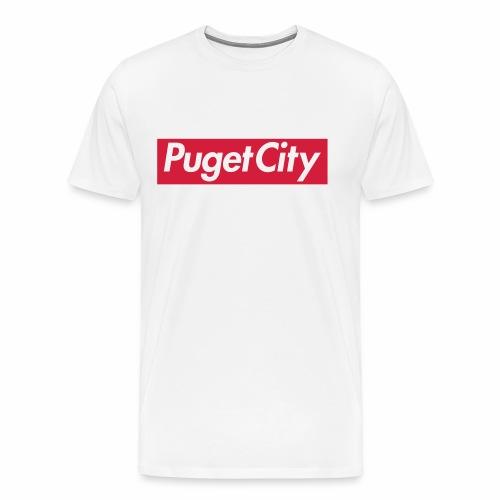 PugetCity - T-shirt Premium Homme