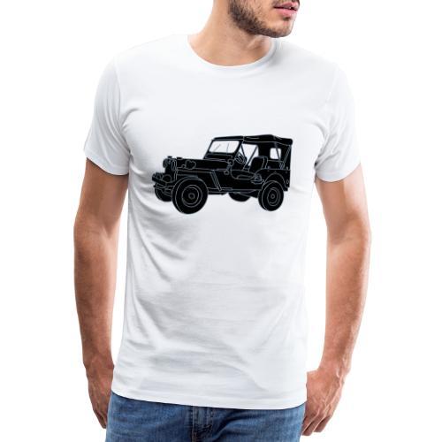 Geländewagen SUV 2 - Männer Premium T-Shirt