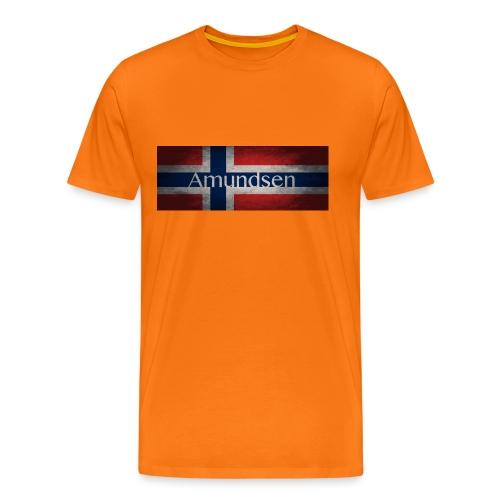 Amundsen jpg - Men's Premium T-Shirt