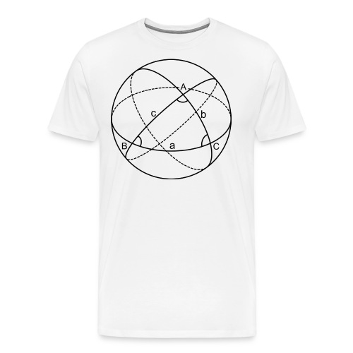 Genie - Männer Premium T-Shirt