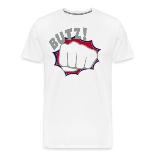 Männer-shirt ''BUTZ''-by color-swap - Männer Premium T-Shirt