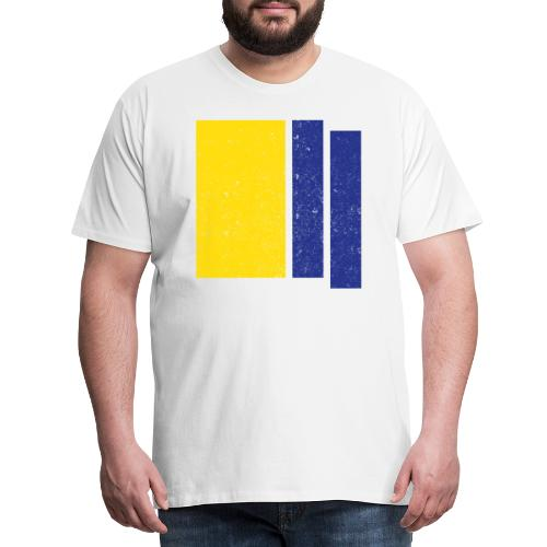 Abstract vintage - Men's Premium T-Shirt