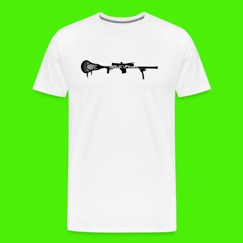 Weaponofchoicelax4000 - Men's Premium T-Shirt