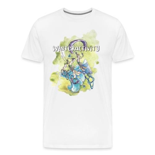 WINTERACTIVITY - T-shirt Premium Homme