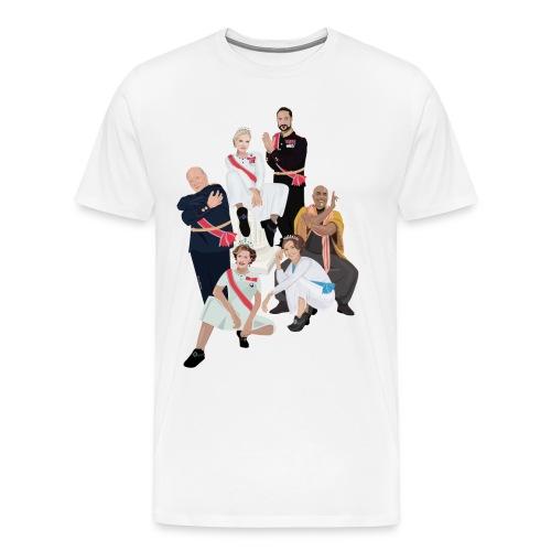 Royal squad - Premium T-skjorte for menn