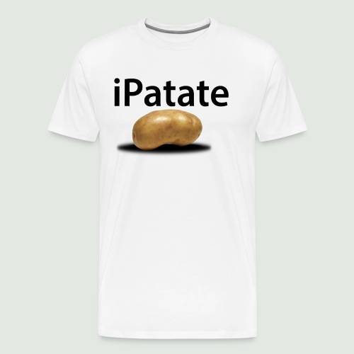 iPatate - T-shirt Premium Homme