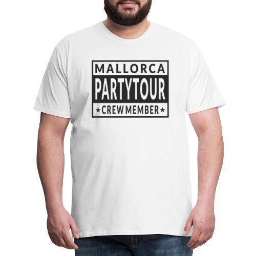 Mallorca Partytour - Männer Premium T-Shirt