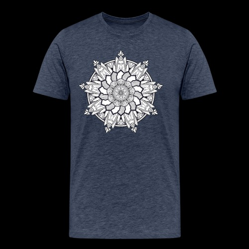 Mandala - Maglietta Premium da uomo