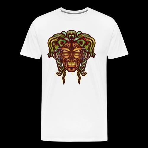 Joker démoniaque - T-shirt Premium Homme
