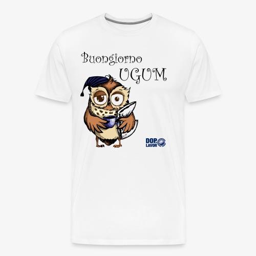 06 UGUM - Maglietta Premium da uomo