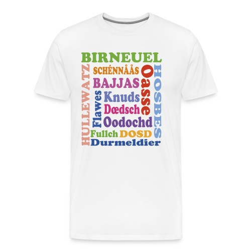 schimpf - Männer Premium T-Shirt