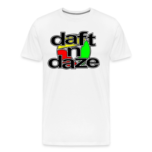 daftndaze logo - Männer Premium T-Shirt