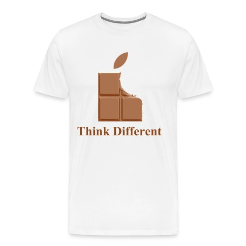 Think Chocolate - T-shirt Premium Homme
