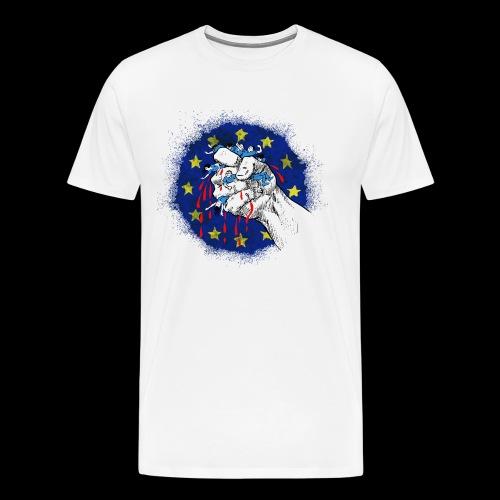 Europe Capitaliste (test) - T-shirt Premium Homme