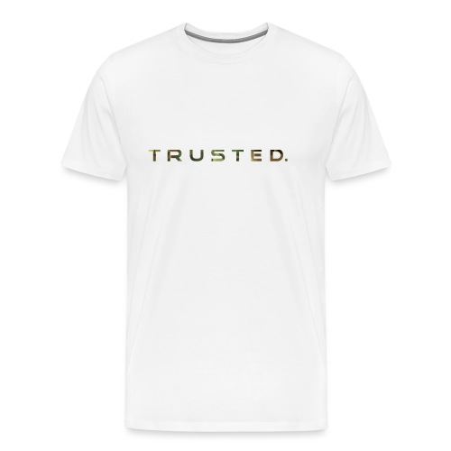 Trusted Camouflage - Männer Premium T-Shirt