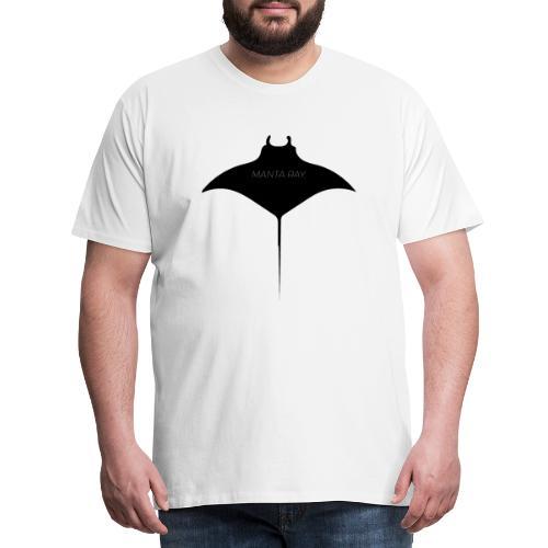 Djevelskate - Premium T-skjorte for menn