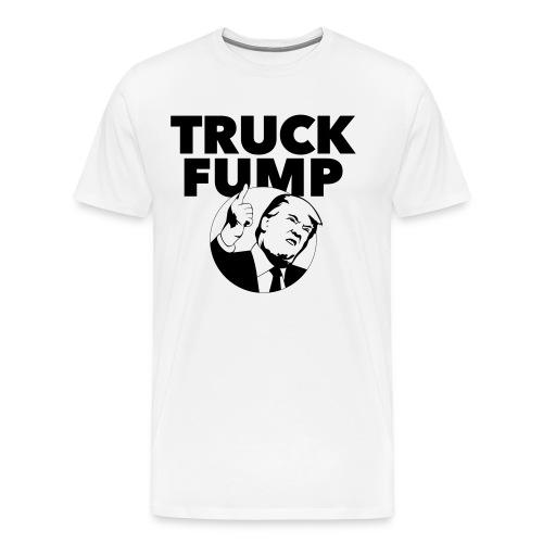 TRUCK FUMP - Männer Premium T-Shirt