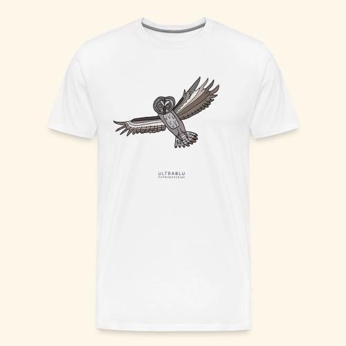 The Lapland owl - Men's Premium T-Shirt