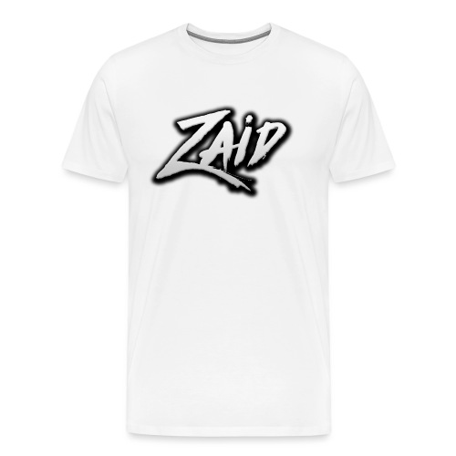 Zaid's logo - Men's Premium T-Shirt